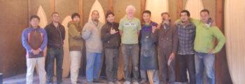 Paul Jensen木製サーフボード自作教室 in 石川